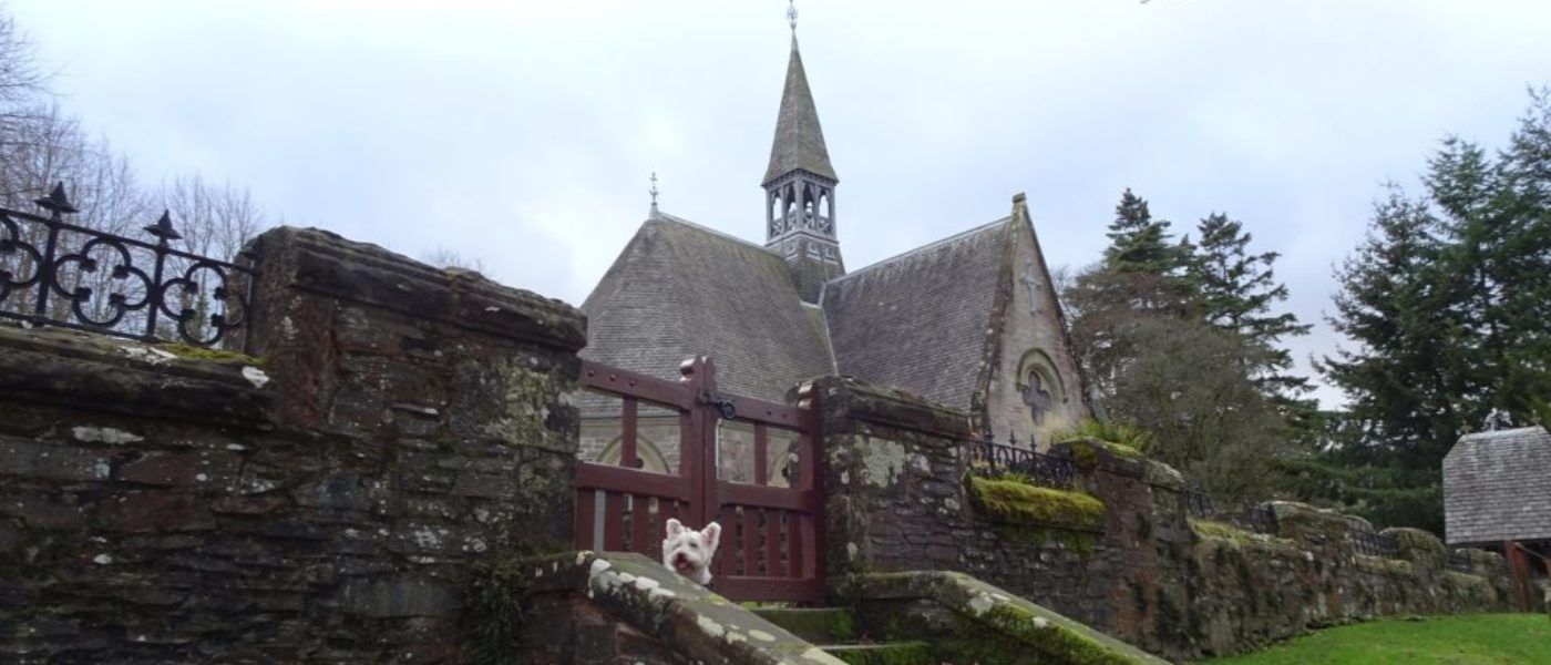 Morning in Argyll