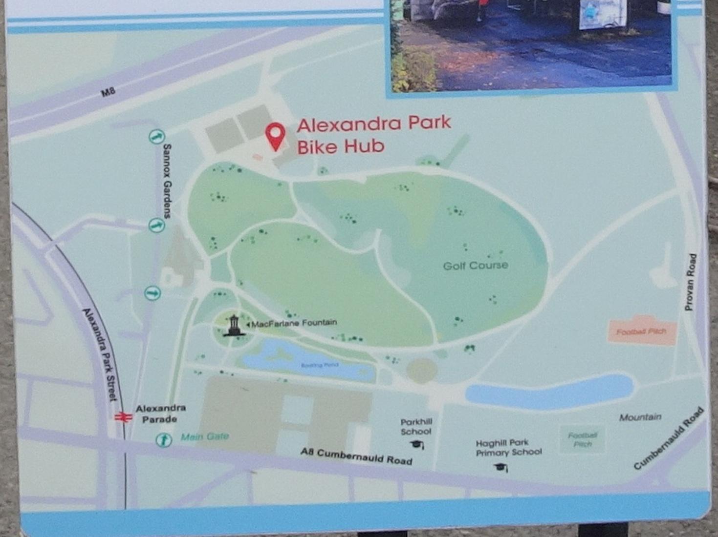ali park map