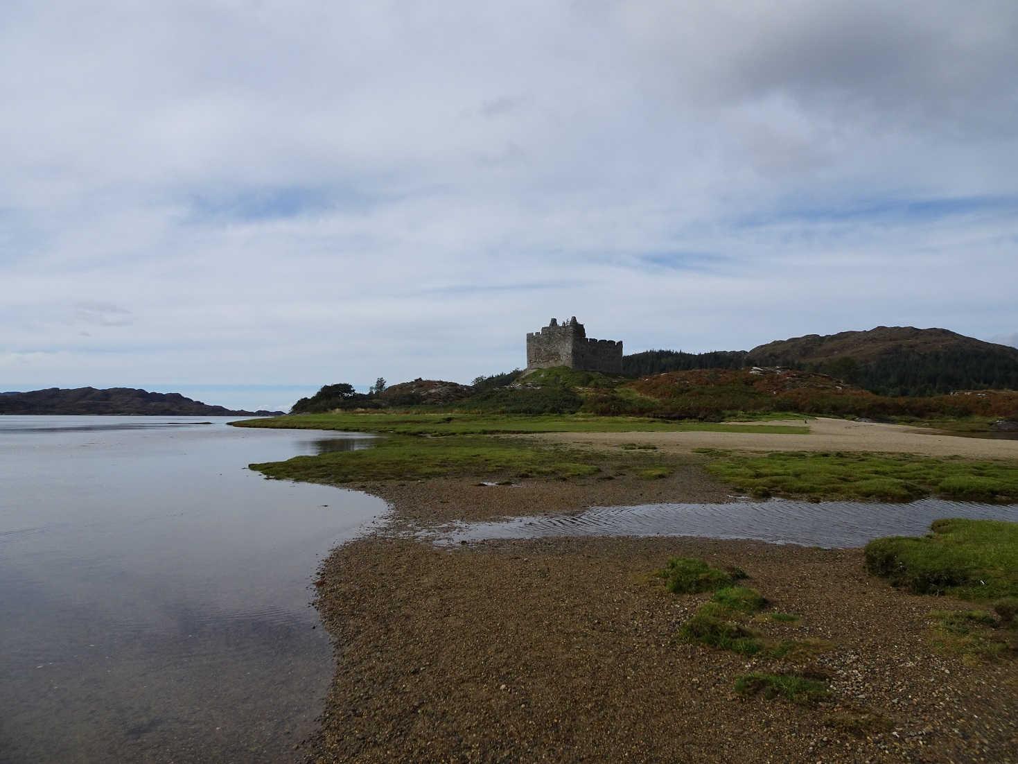 Castle Tioram Loch Moidart