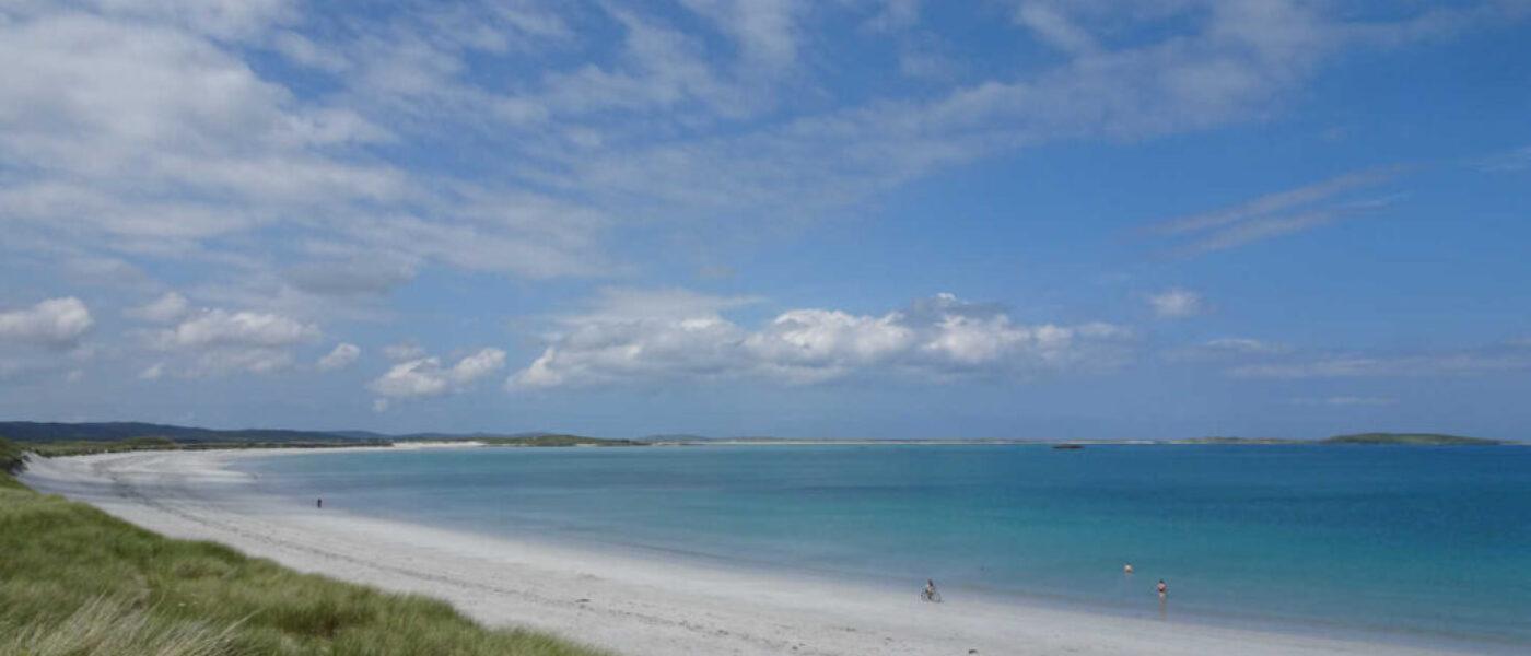 Clachan Sands and Hosta Beach