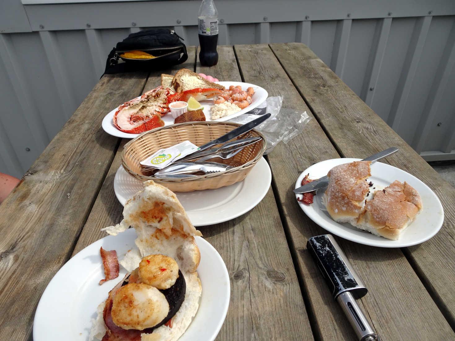 lunch at namara