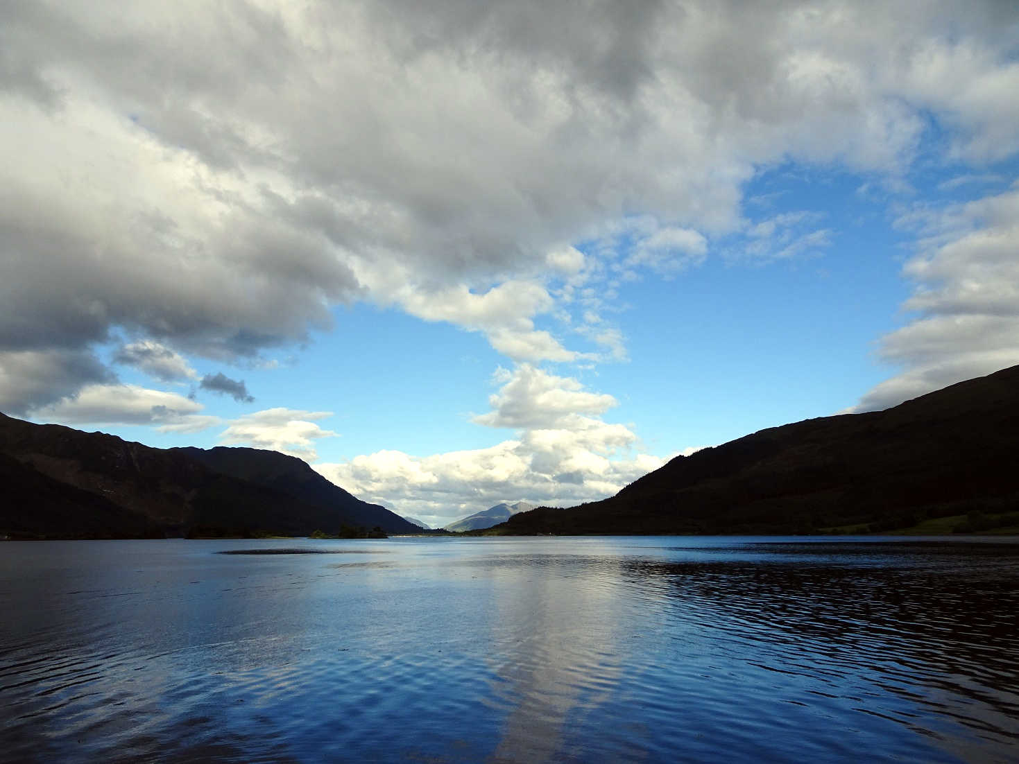 morning in Loch Leven