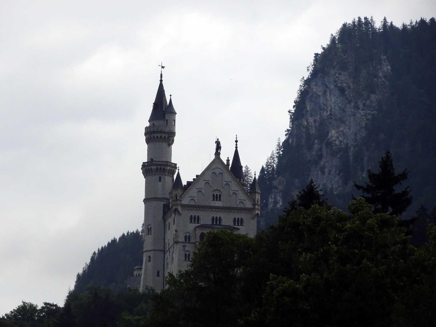 Schloss Neuschwanstein Fussen
