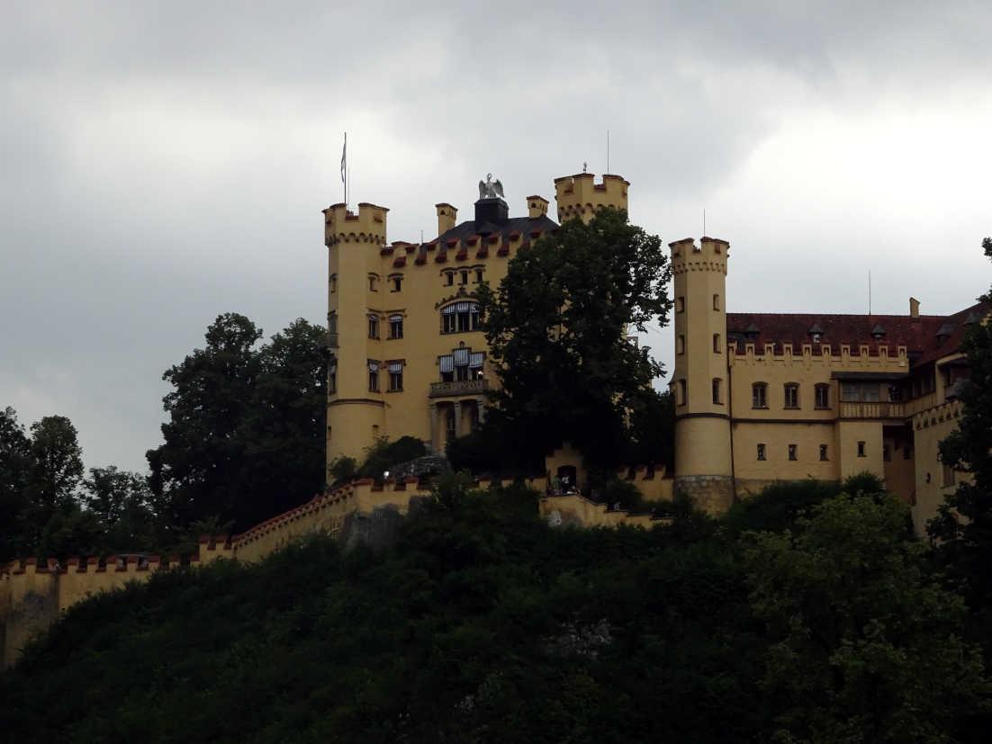 castle at fussen