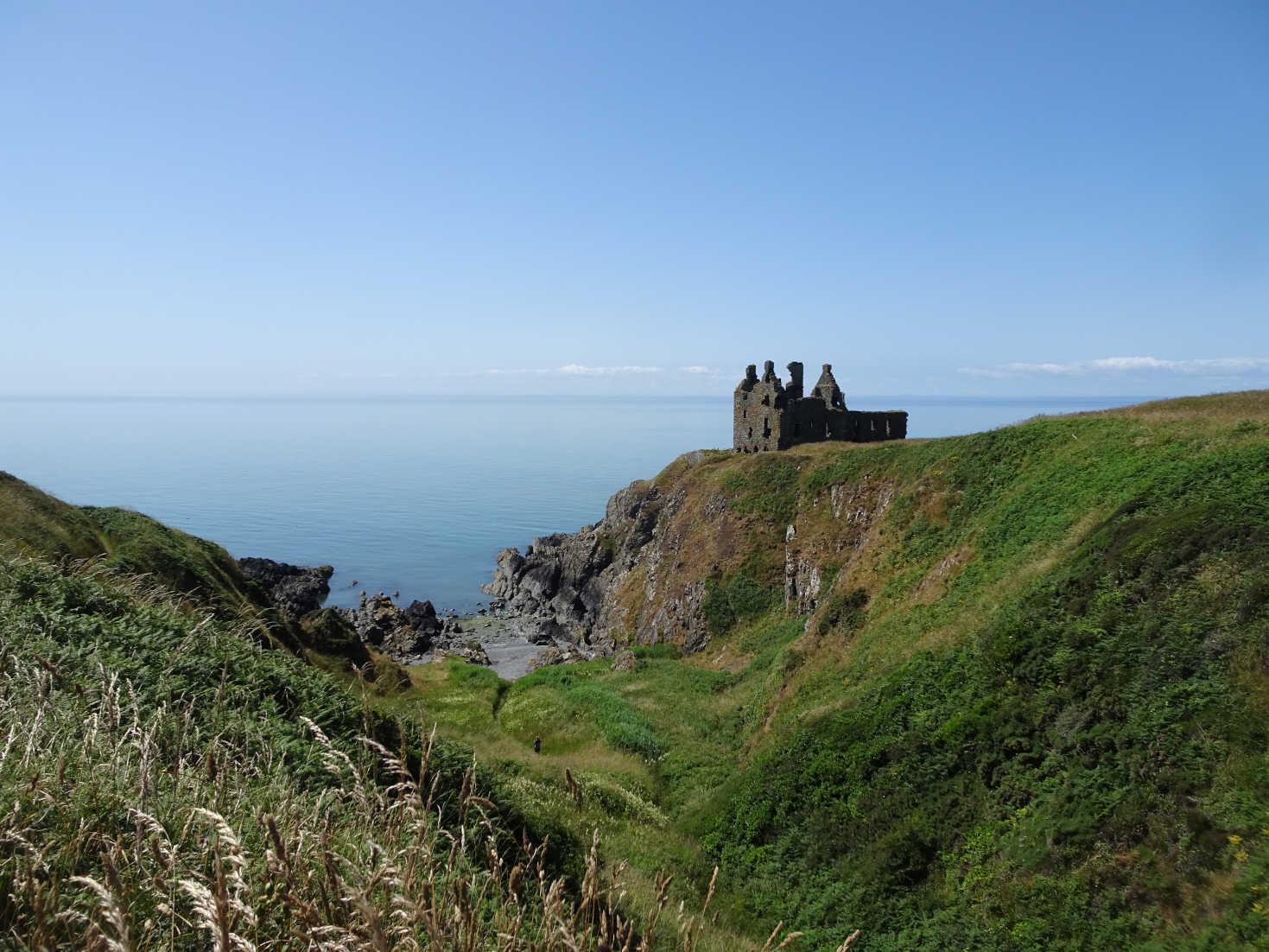 dunskey castle portpatrick