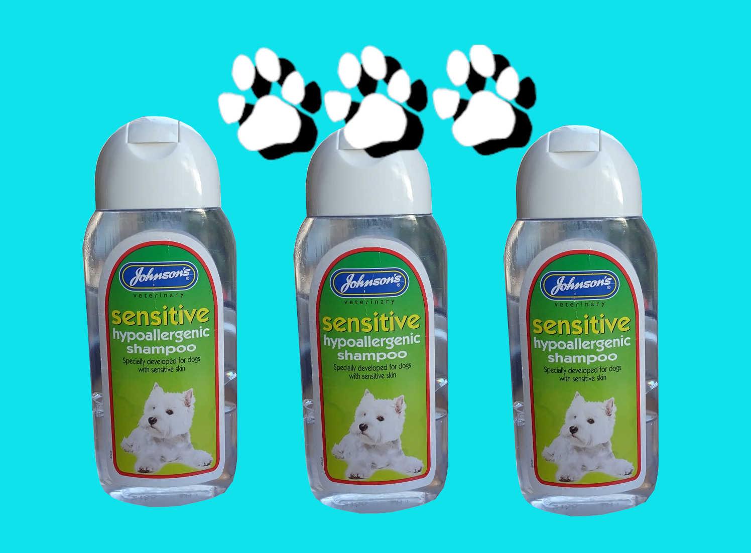 hypo shampoo 3 paws