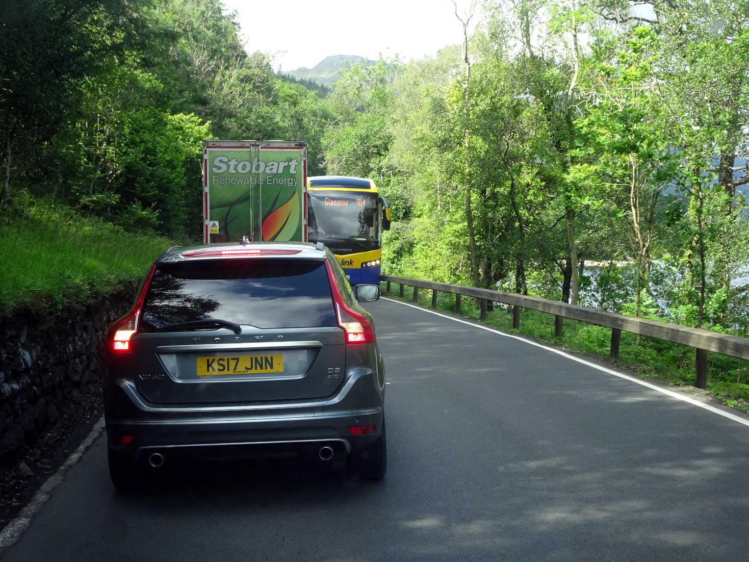 loch lomond road north