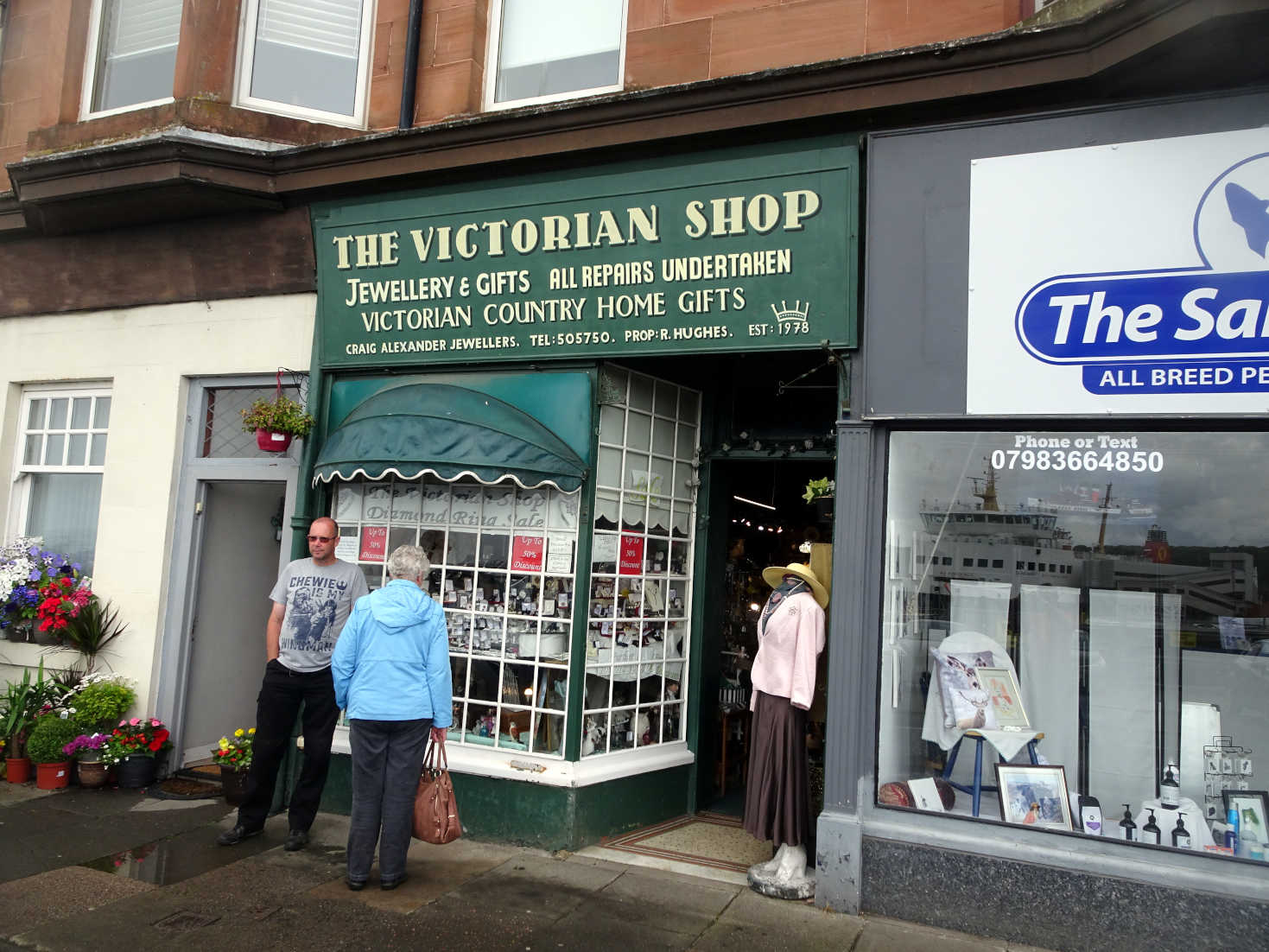 the victorian shop rothsay
