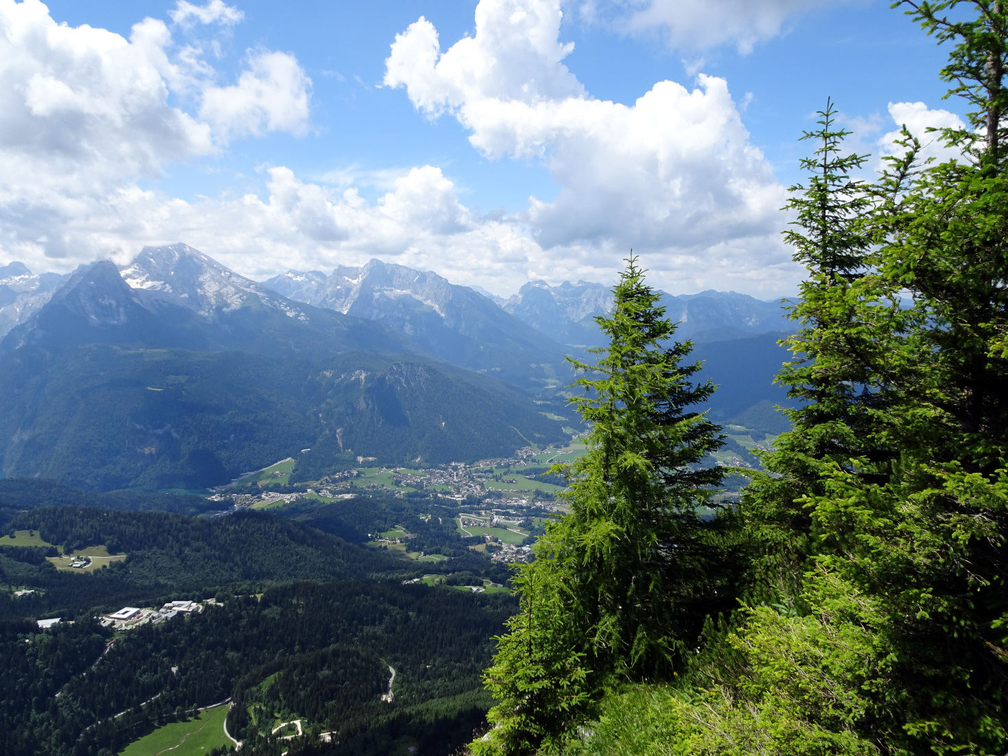 the view from the eagles nest germany