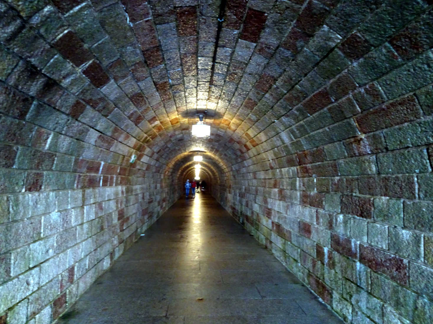 tunnel to adolfs house