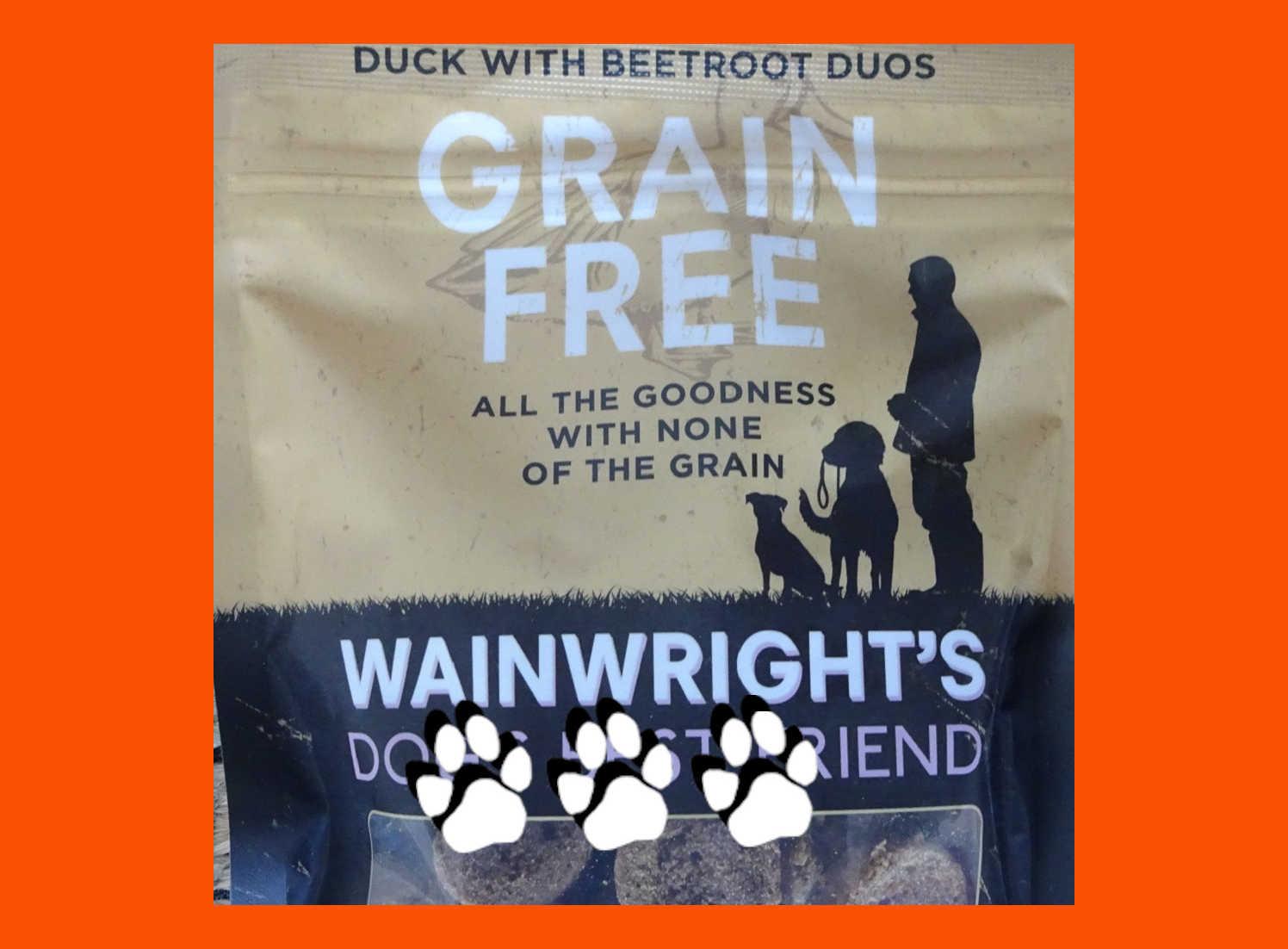 wainwrights-duos 3 paws