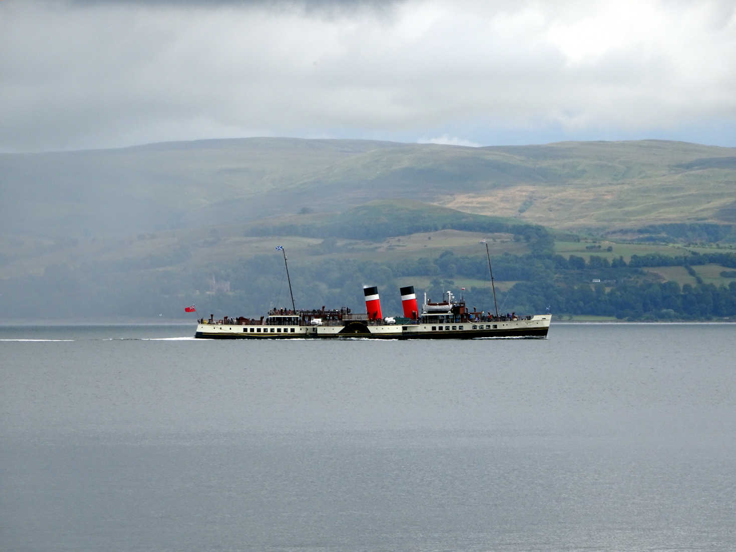 waverley from bute