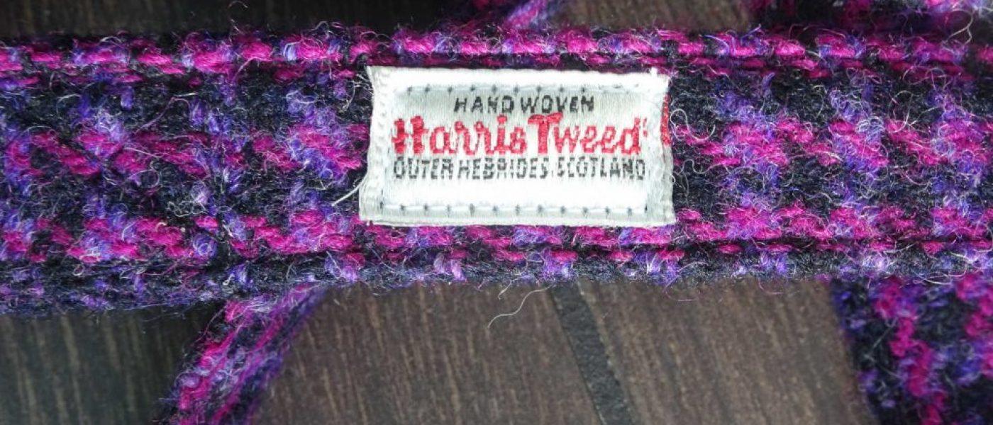 Harris Tweed Harness